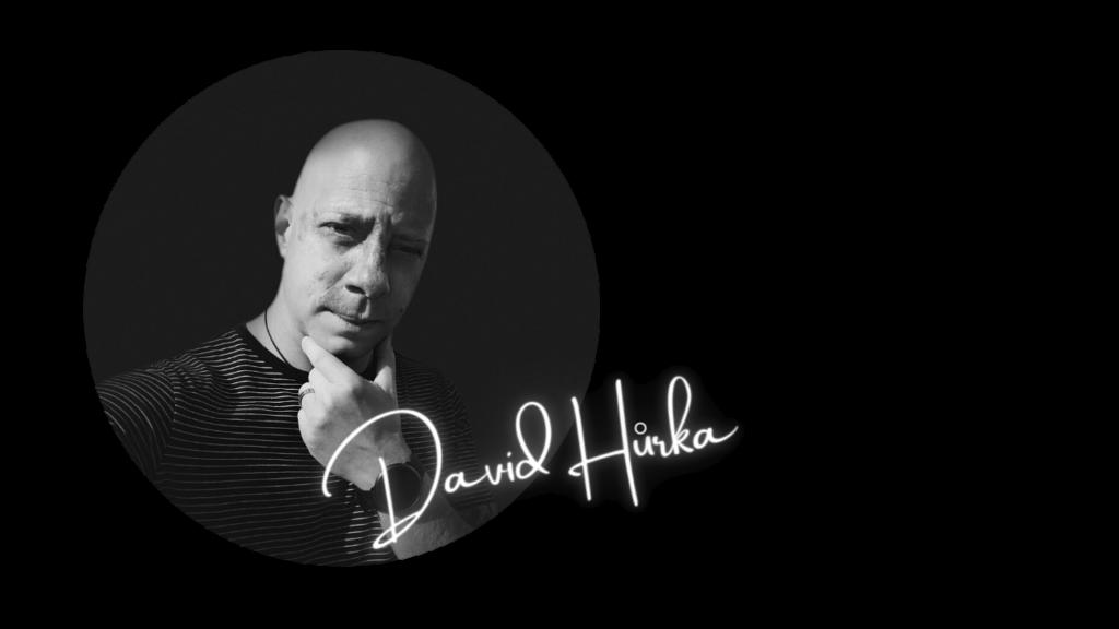 David Hůrka - kouč s podpisem